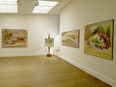 Maki Na Kamura, Einzelausstellung: Whatever one collects – GASTAUFTRITT, Galerie Knoell, Basel, Juni 2015