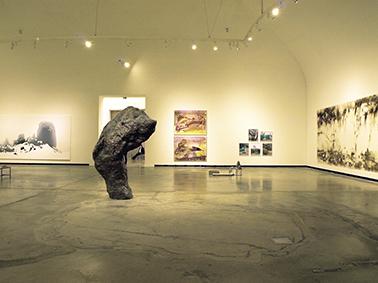 Maki Na Kamura Gruppenausstellung: Harmonie und Umbruch Marta Herford Herford, Juni 2015