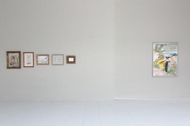 Biennale of Painting: Yoknapatawpha  26.06 - 25.09.2016  museum Dhondt-Dhaenens, Deurle, Belgium (photo: Rik Vannevel)
